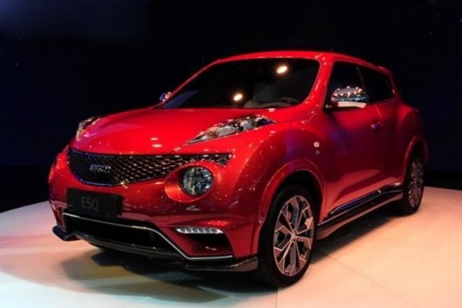 Nissan Juke обернулся Infiniti ESQ - журнал За рулем