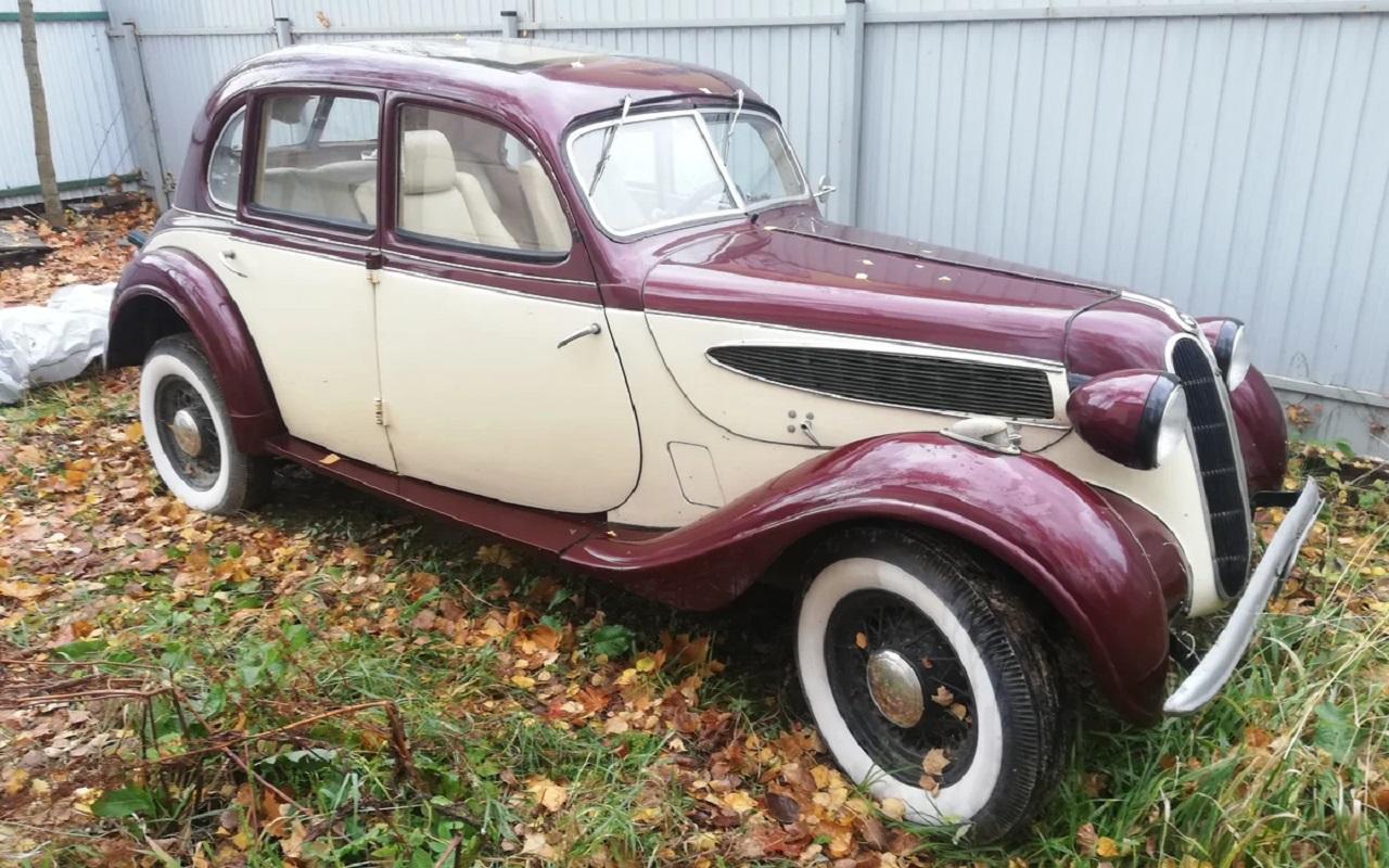 В интернете продают BMW 1938 года. Недорого! — журнал За рулем