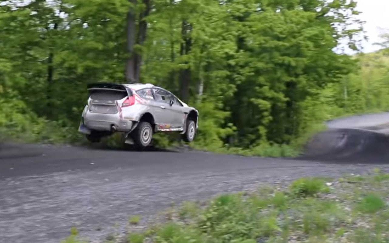 Правильно прыгаем на автомобиле — основные приемы