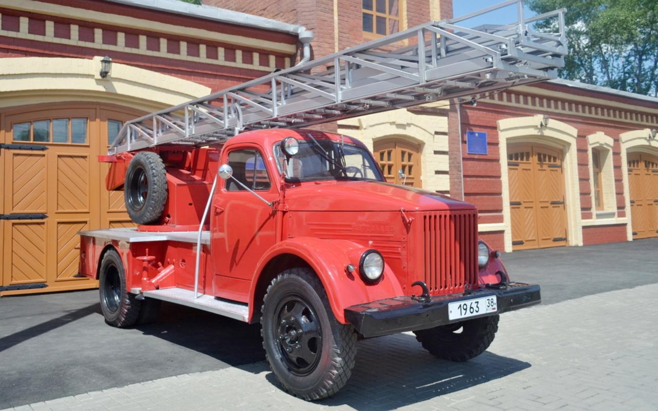 Самый популярный грузовик СССР — такого ГАЗ-51 вы не видели