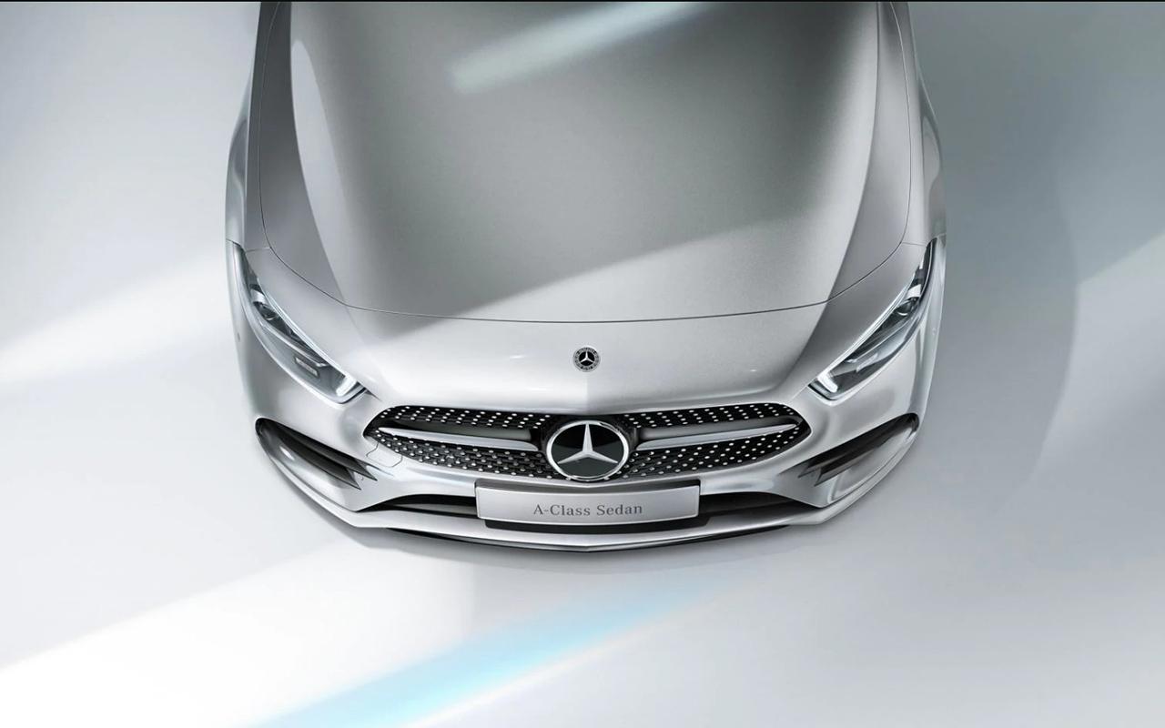 Дамский угодник: женский взгляд на новый Mercedes-Benz А200