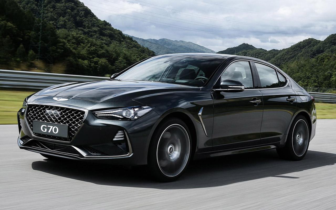 Корейцы обновили конкурента «трешки» BMW