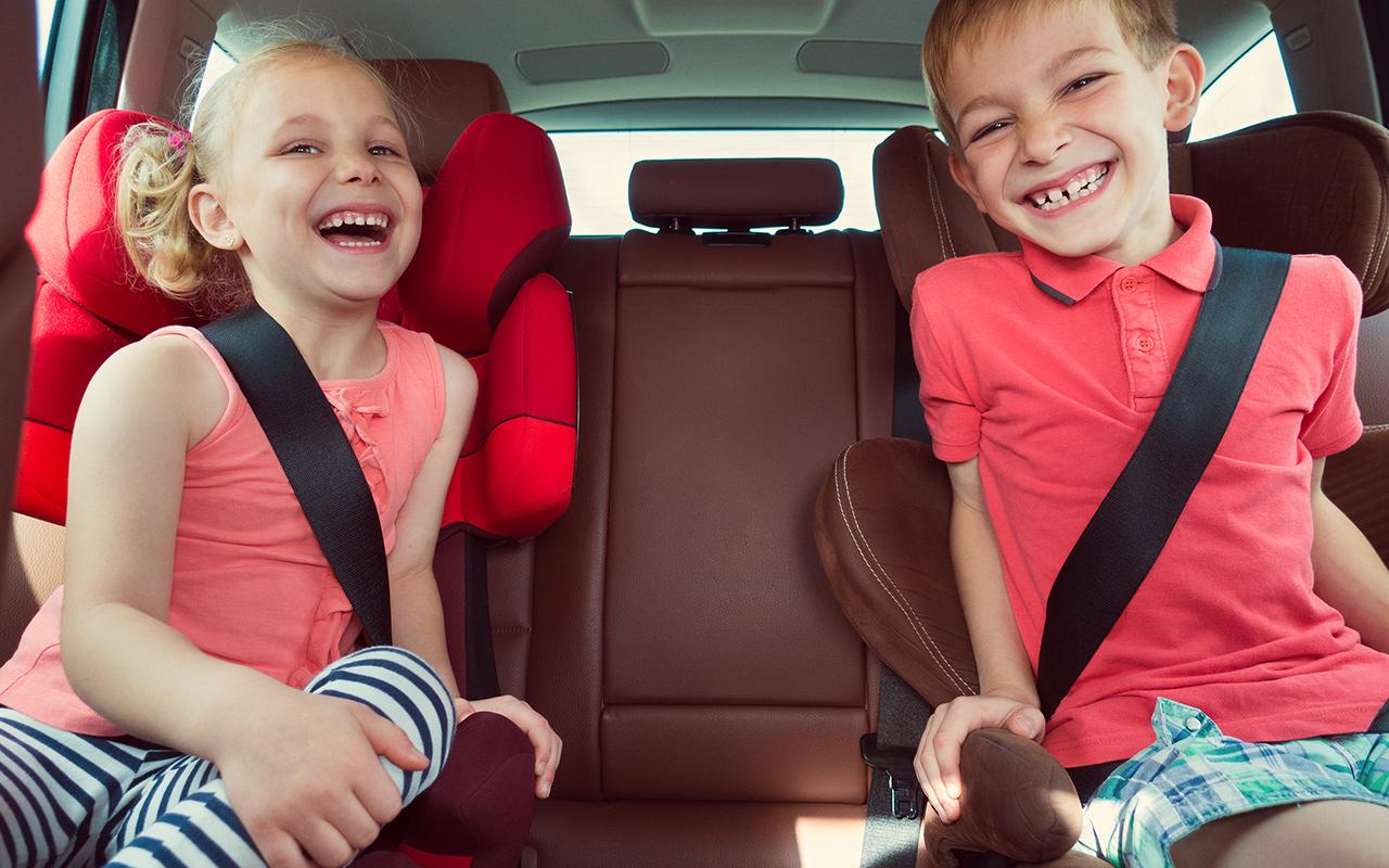 Топ-10 детских песенок в дорогу