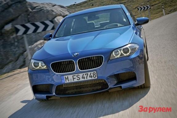 Дизельный аналог BMW M5 расщедрится на 381 л. с. — журнал ...