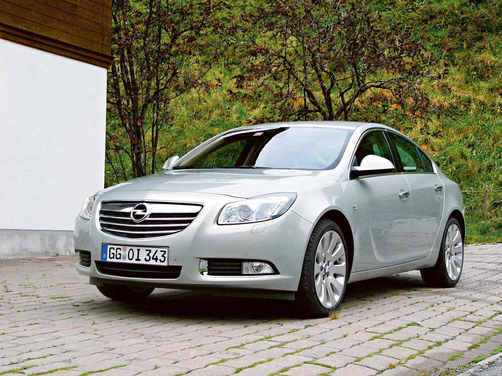 Оцениваем Opel Insignia 2011 — журнал За рулем