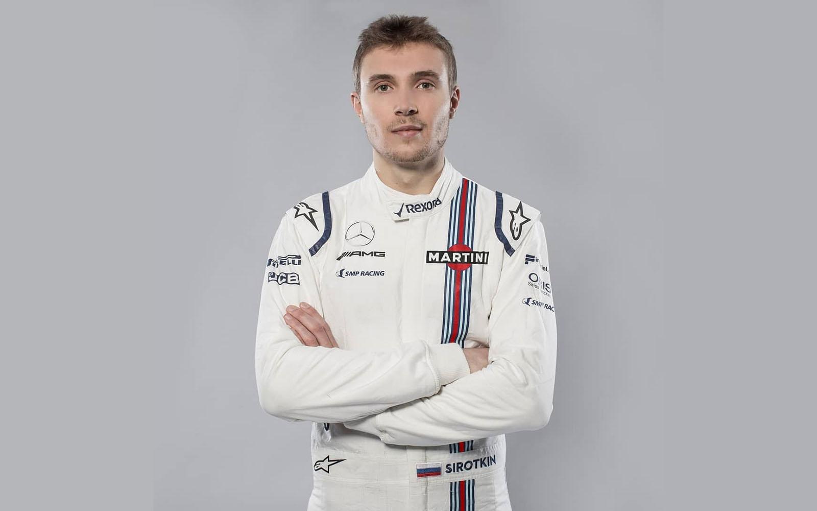 Вгонки Формулы-1 вернулся российский пилот