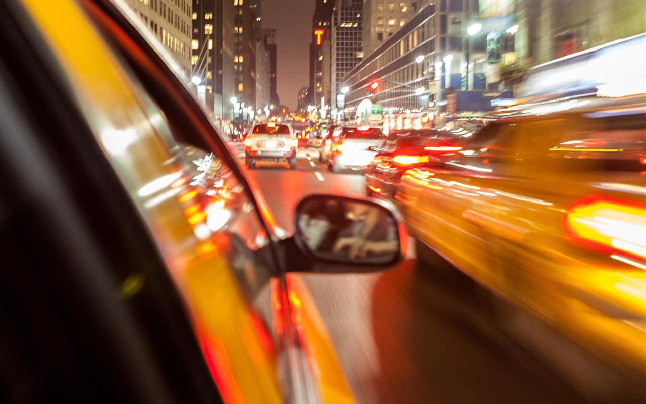 Таксисты работают 8 часов в день и меньше — удивительное исследование