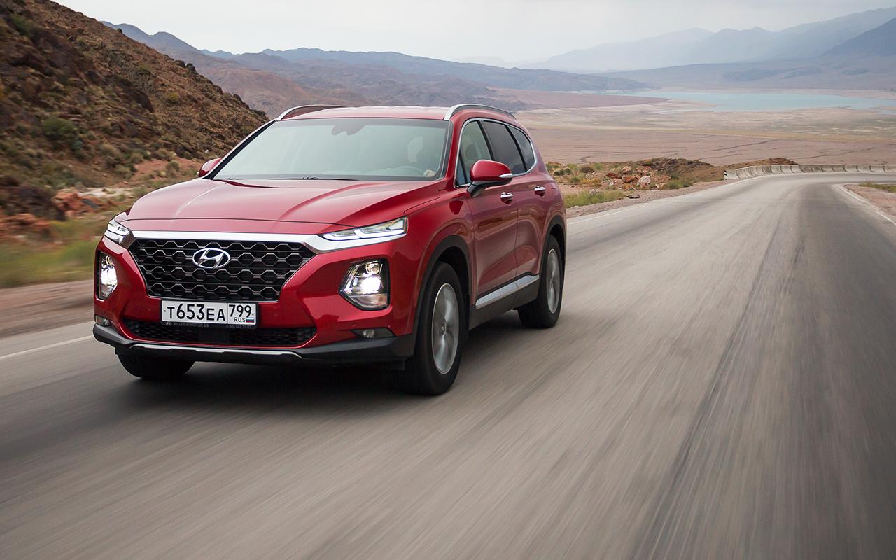 Новый Hyundai Santa Fe: когда дизель лучше бензина