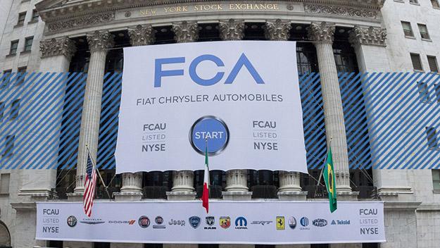 Fiat Chrysler ведет переговоры о совместном выпуске автомобилей с другими автопроизводителями - журнал За рулем