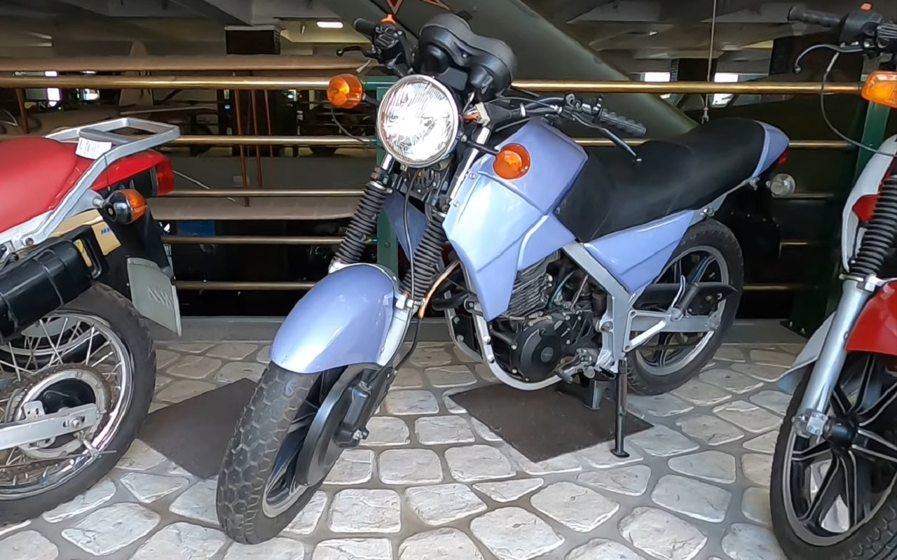 Иж Орион: российский мотоцикл «на максималках»