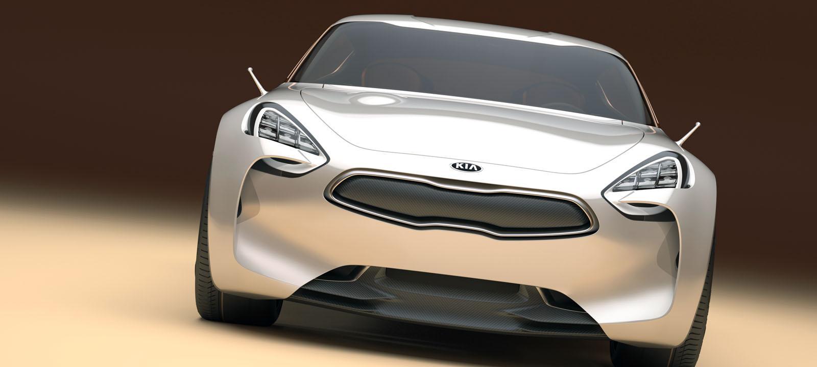 Kia GT готовится к дебюту в Детройте - журнал За рулем