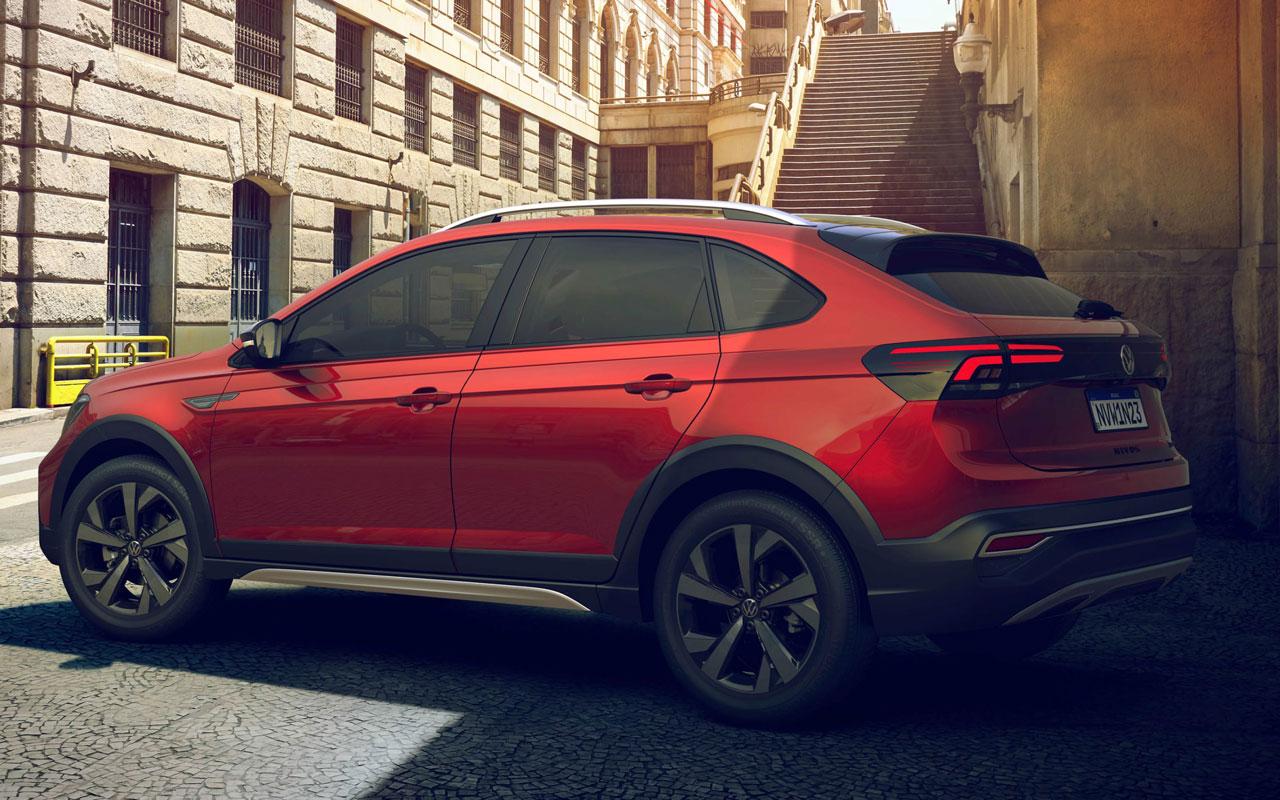 Кросс-купе на базе VW Polo — в продаже осенью