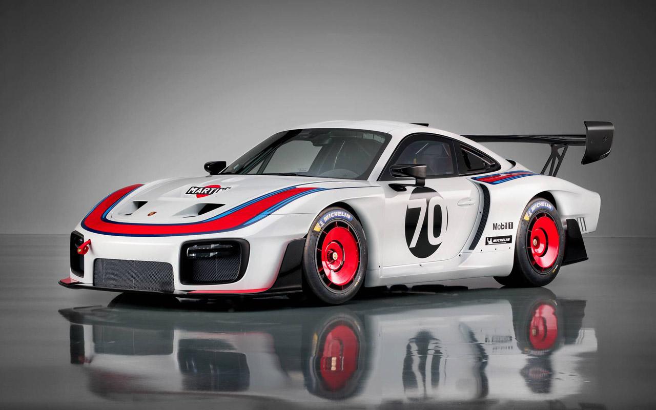 Возвращение Моби Дика: Porsche возродила легендарную модель