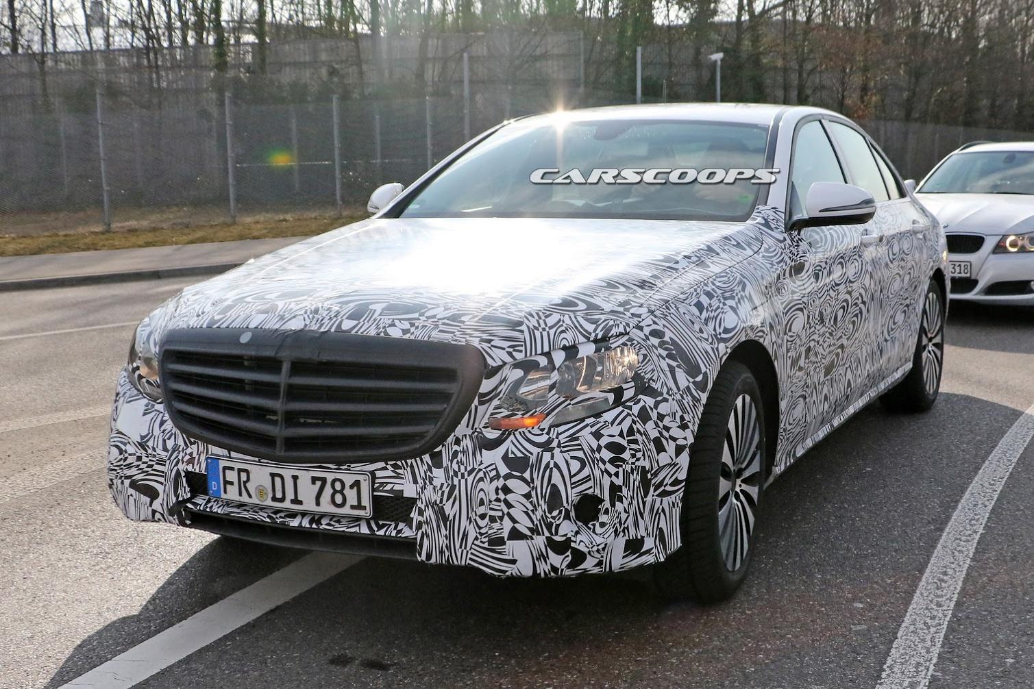 Mercedes-benz e-класс (w211/s211 рестайлинг), седан