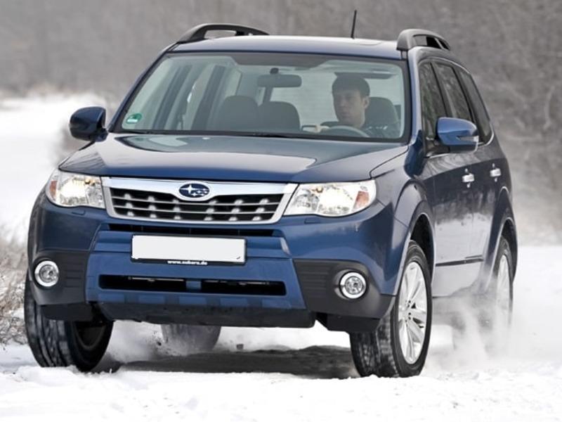 К чему надо быть готовым, покупая Subaru Forester III