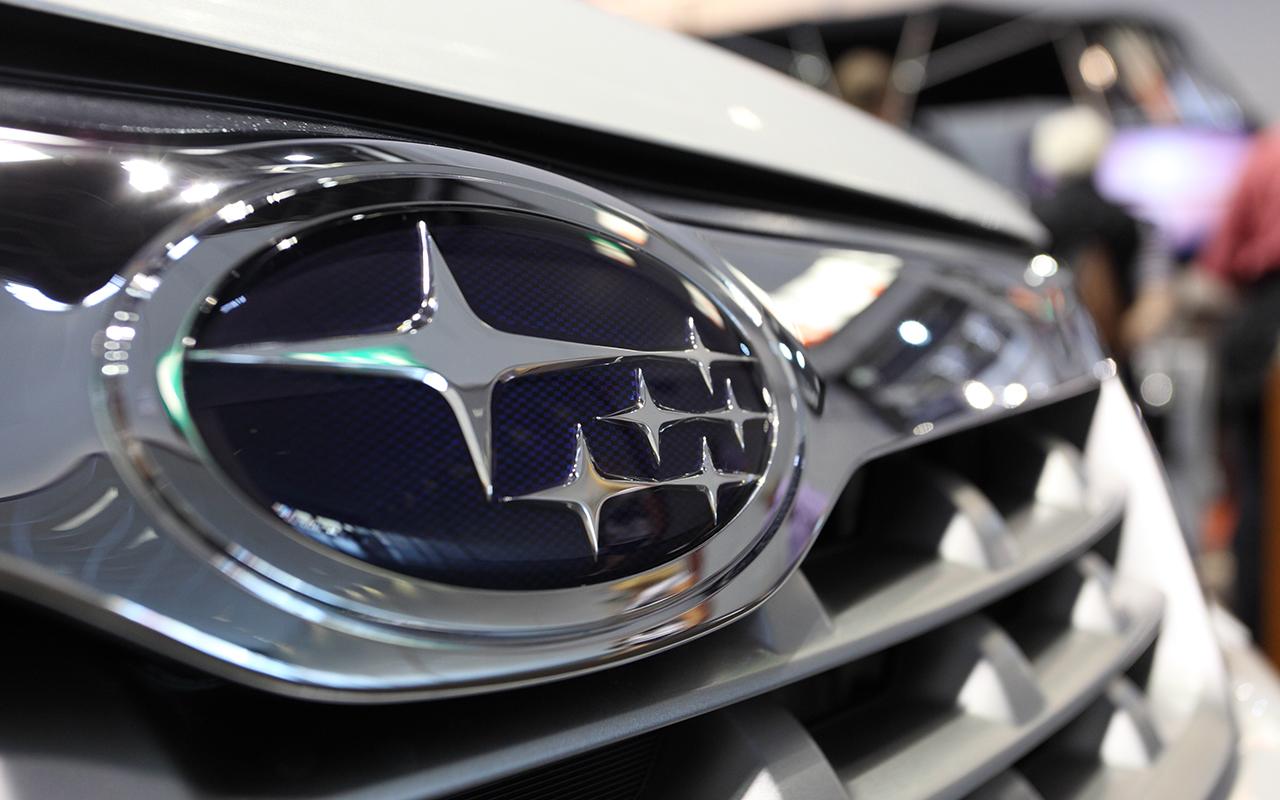 Subaru объявила четыре дня специальных цен