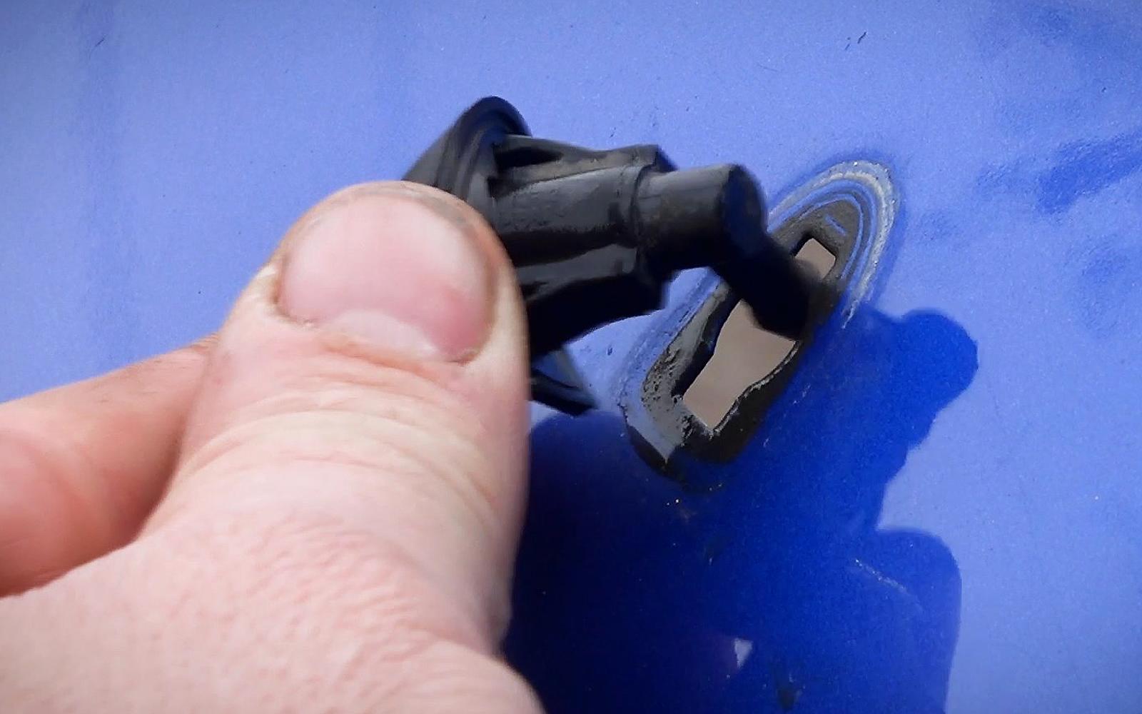 Подогрев (обогрев) веерных форсунок (жиклёров ) омывателя лобового стекла