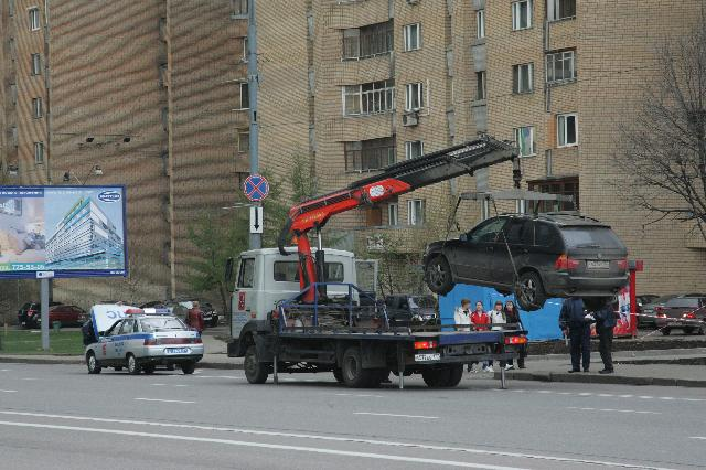 Мэрия москвы подготовила новый регламент для сотрудников служб эвакуации автомобилей