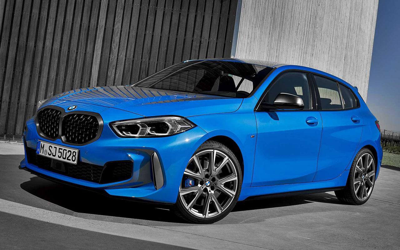 Стали известны подробности о самом доступном BMW