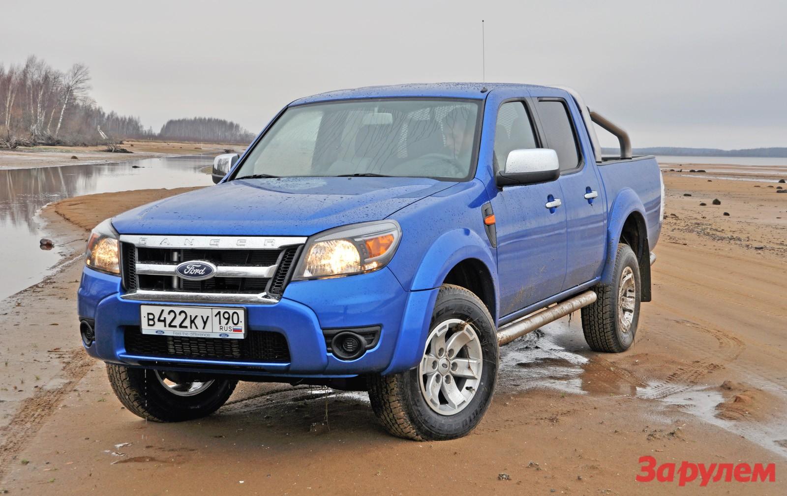 статья о ford ranger 2012
