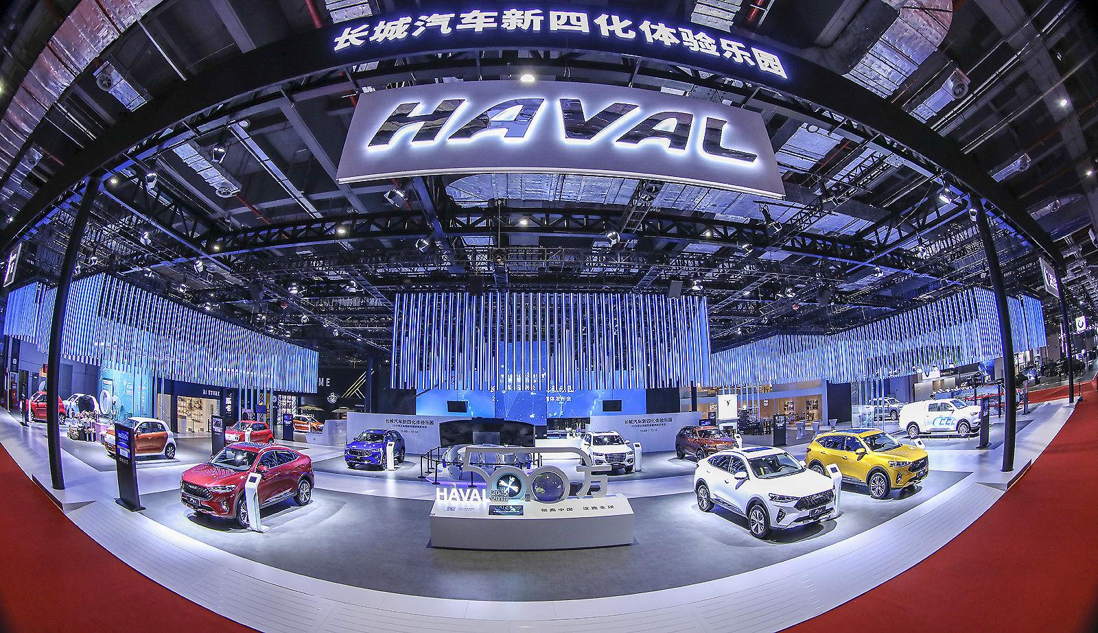 3 новинки Haval: сегодня в Шанхае, завтра — в России