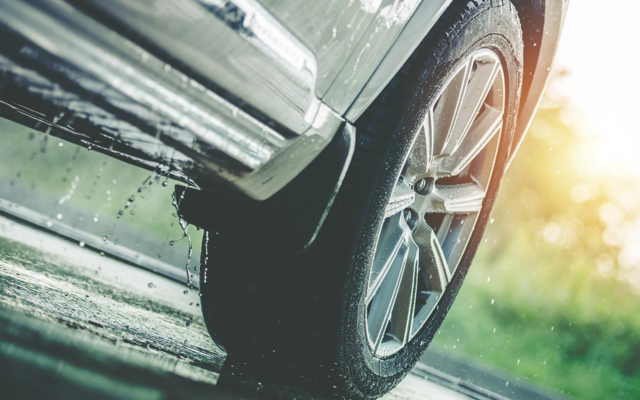 Топ-8 летних шин 2021: рейтинг «За рулем»