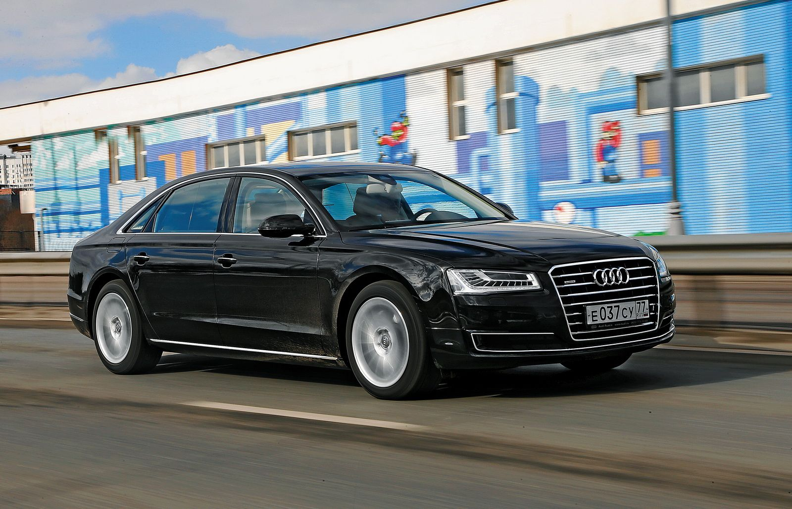 Audi уезжает из Калуги — журнал За рулем