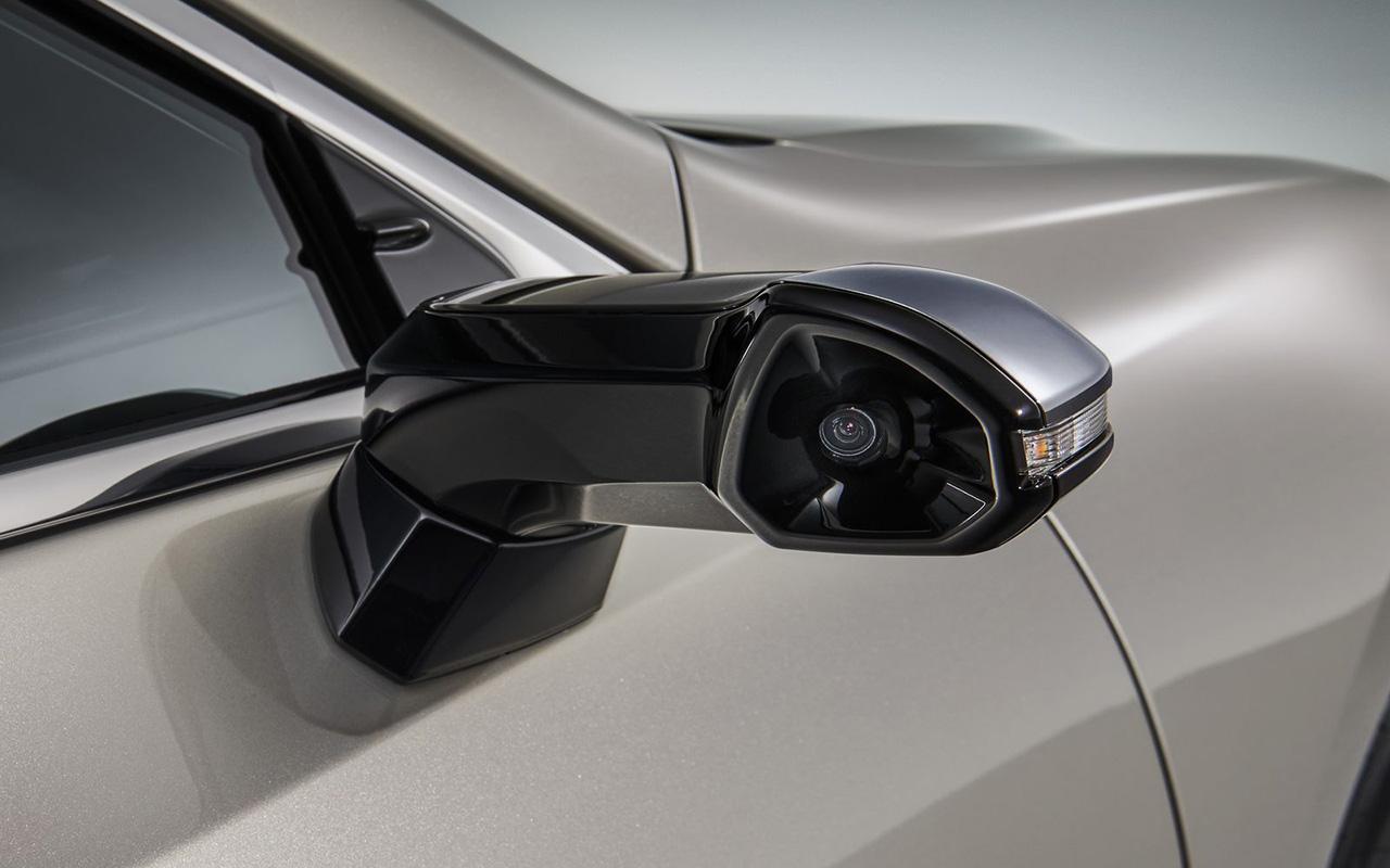 В США начали воровать наружные зеркала автомобилей