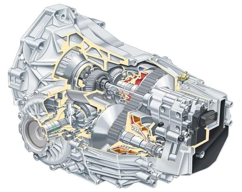 В Audi полностью отказываются от вариаторов - журнал За рулем