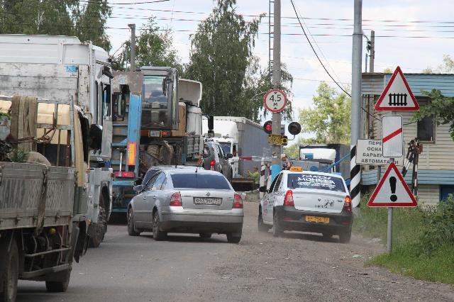 Четыре платных ж/д переезда построят в Московской области - сайт За рулем www.zr.ru