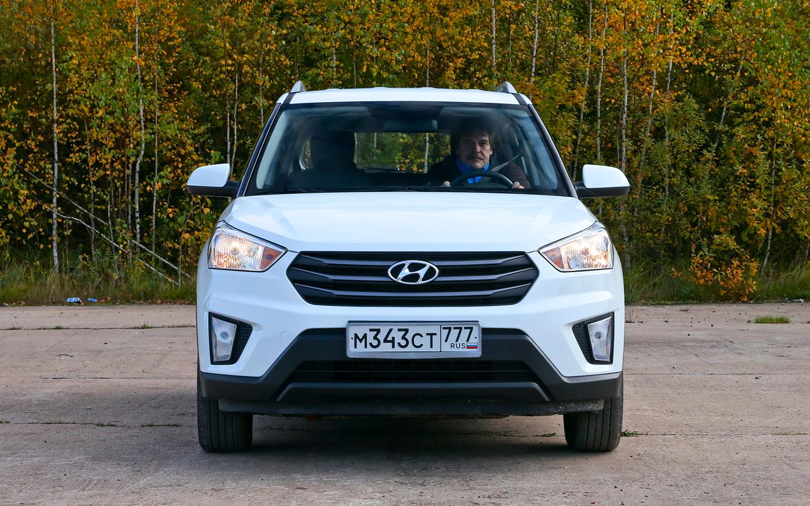 Кроссовер Hyundai Creta: техобслуживание своими силами - журнал За рулем