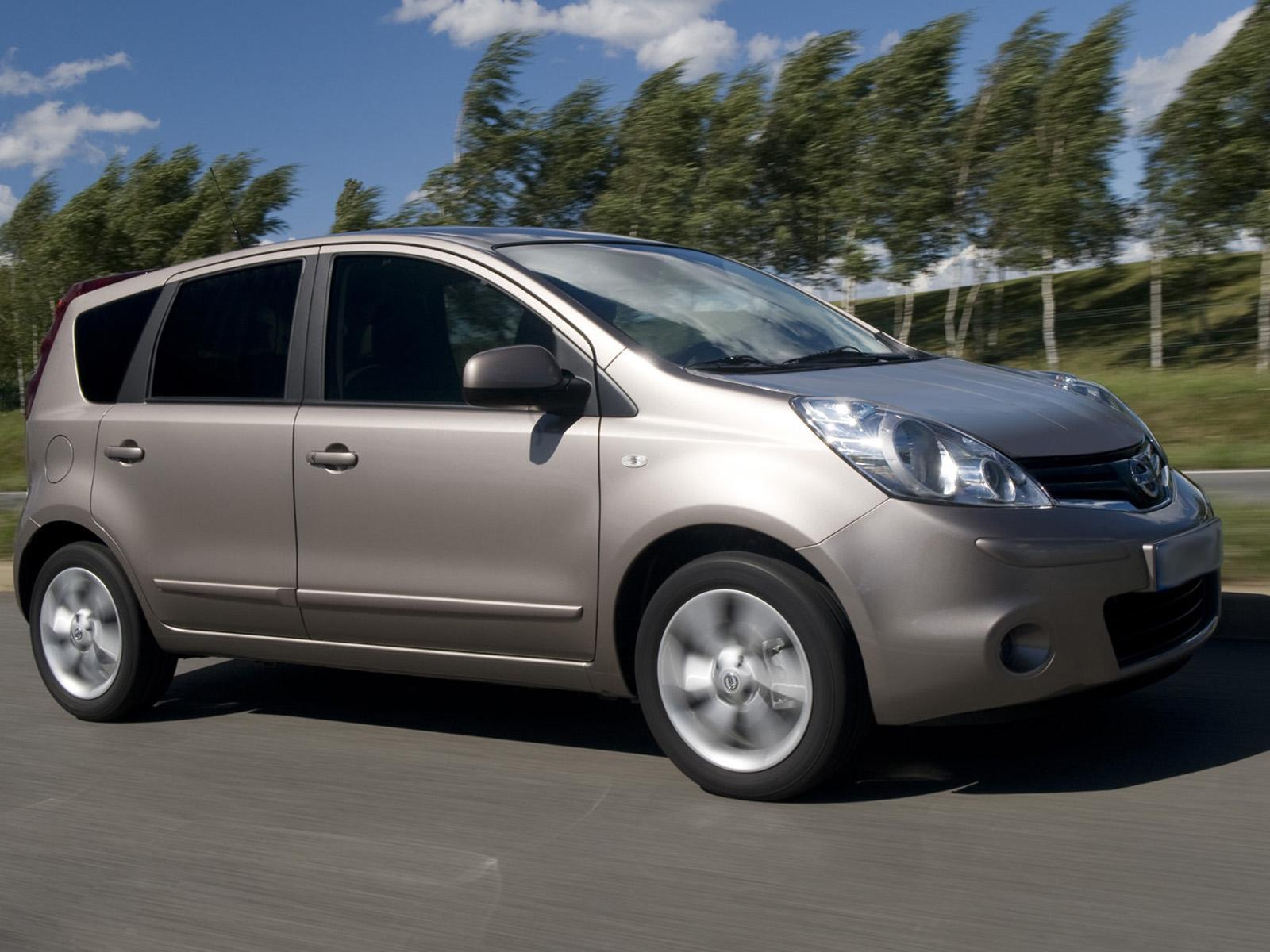 Nissan Note - журнал За рулем