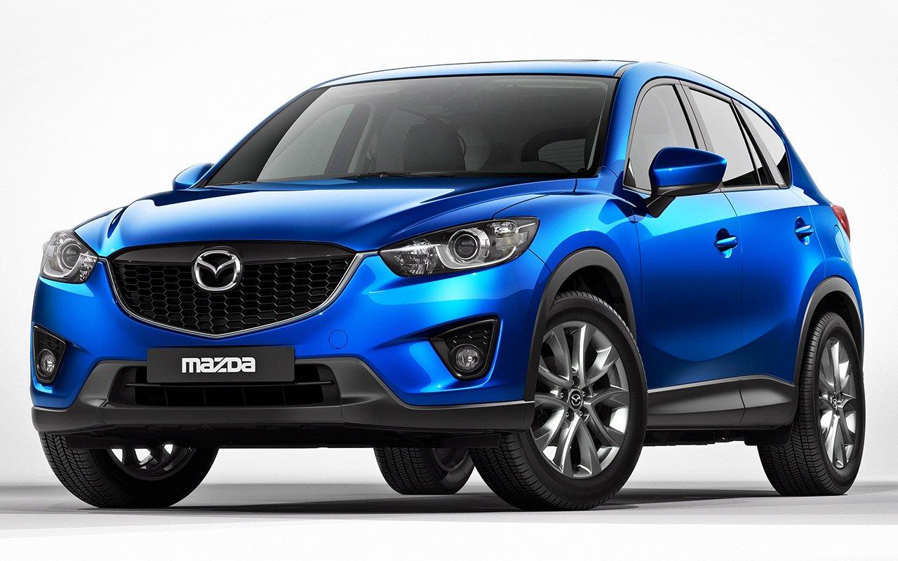 Mazda CX-5с пробегом: начто обратить внимание