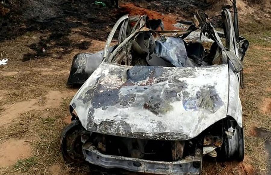 Пенсионер поджег автомобиль ради страховки — теперь сядет на 15 лет за 673 га сгоревшего леса