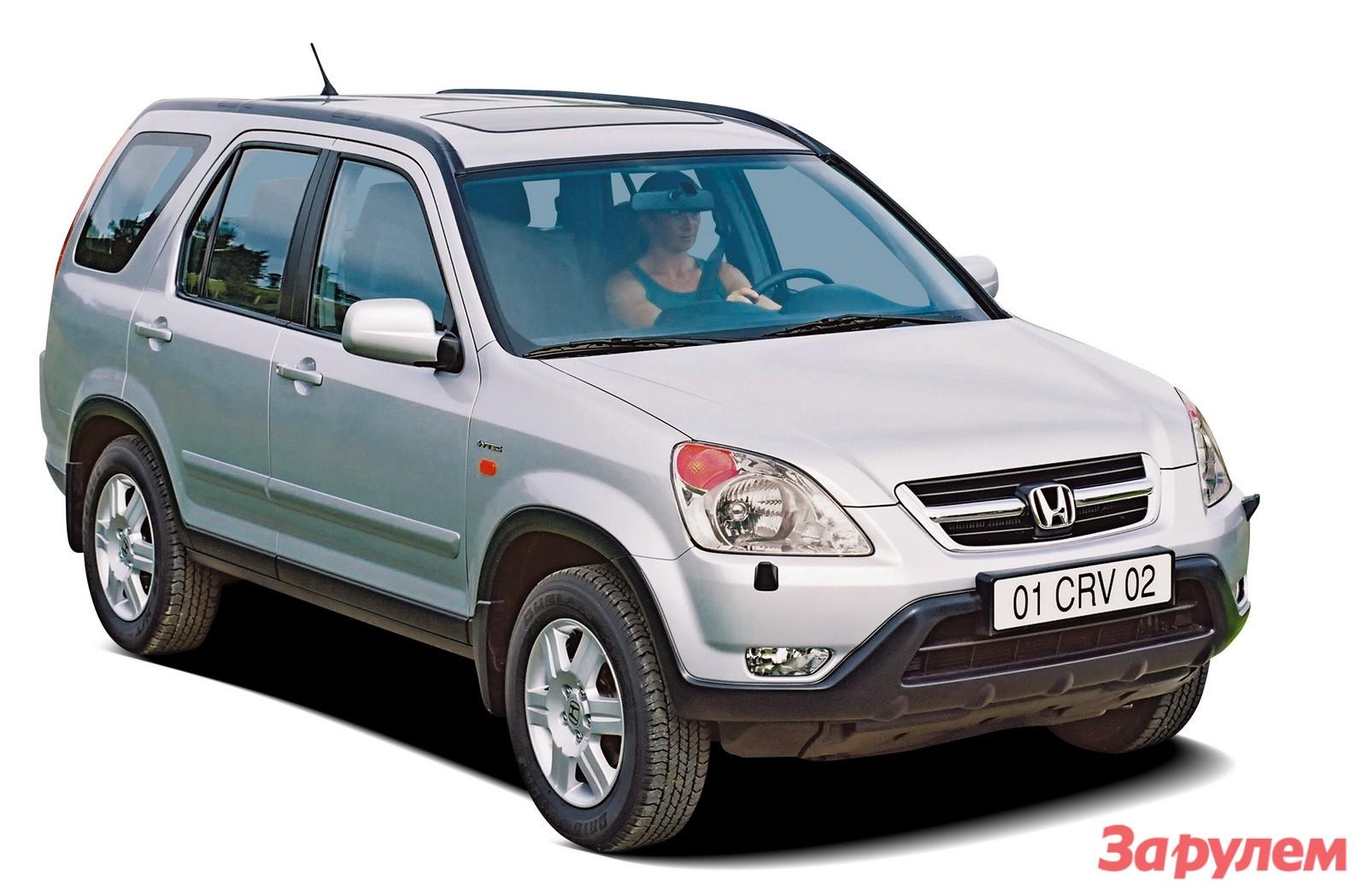 хонда срв 2006