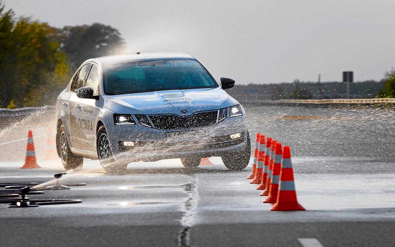 Летние 15-дюймовые шины – большой тест «За рулем»