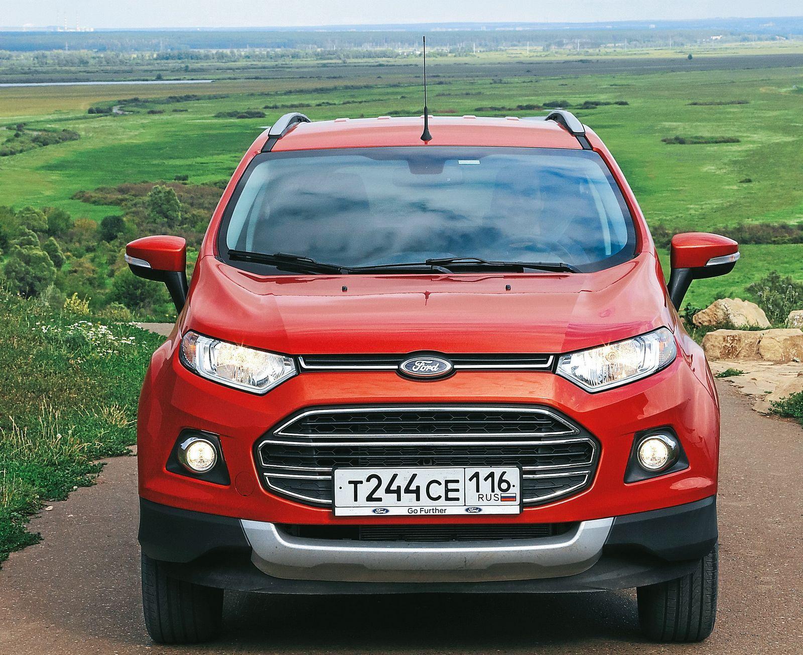 Ford заманивает в салоны - журнал За рулем
