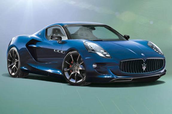 В Maserati намерены создать среднемоторный суперкар ...