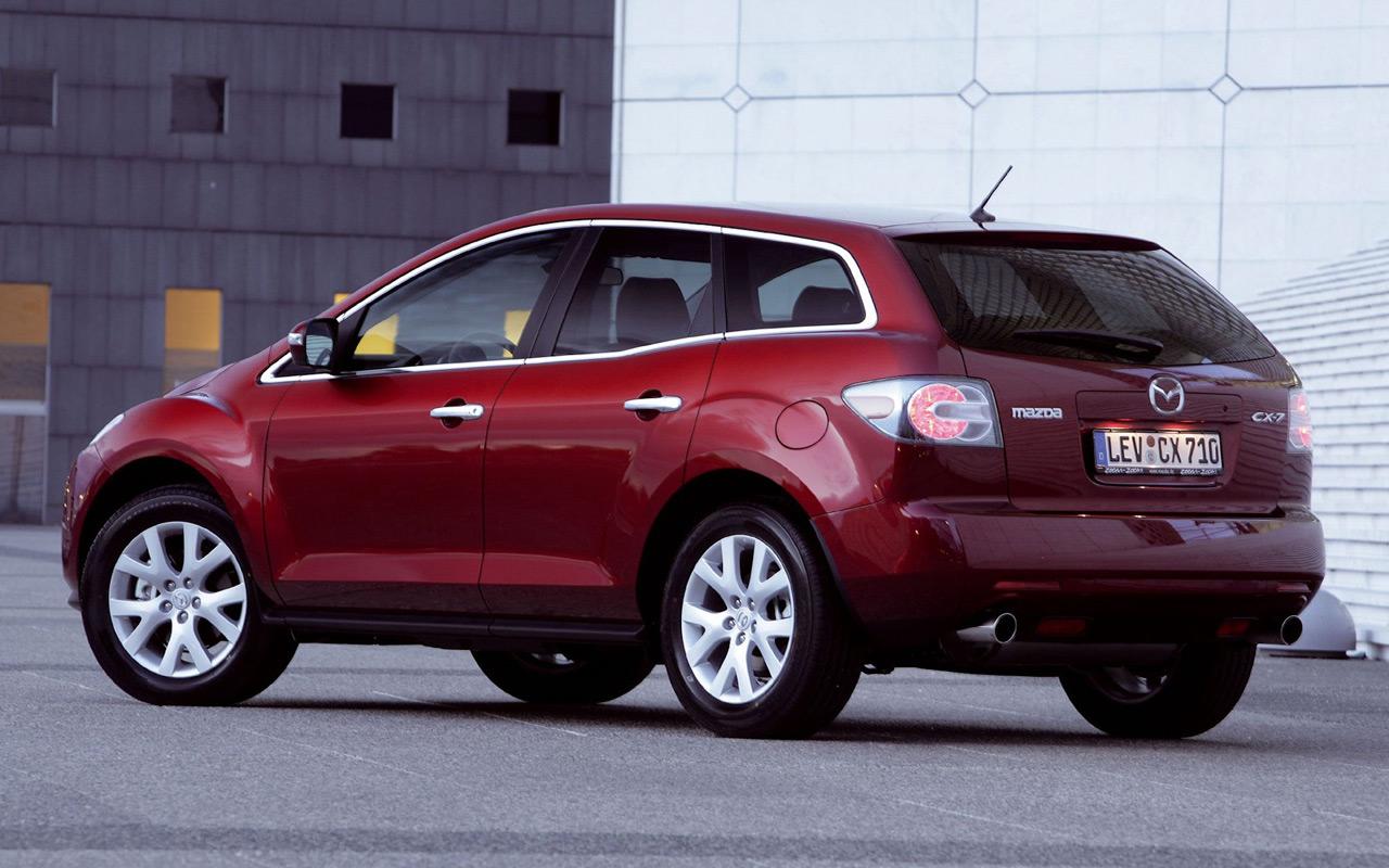 Mazda отзывает в России более 60 тысяч автомобилей