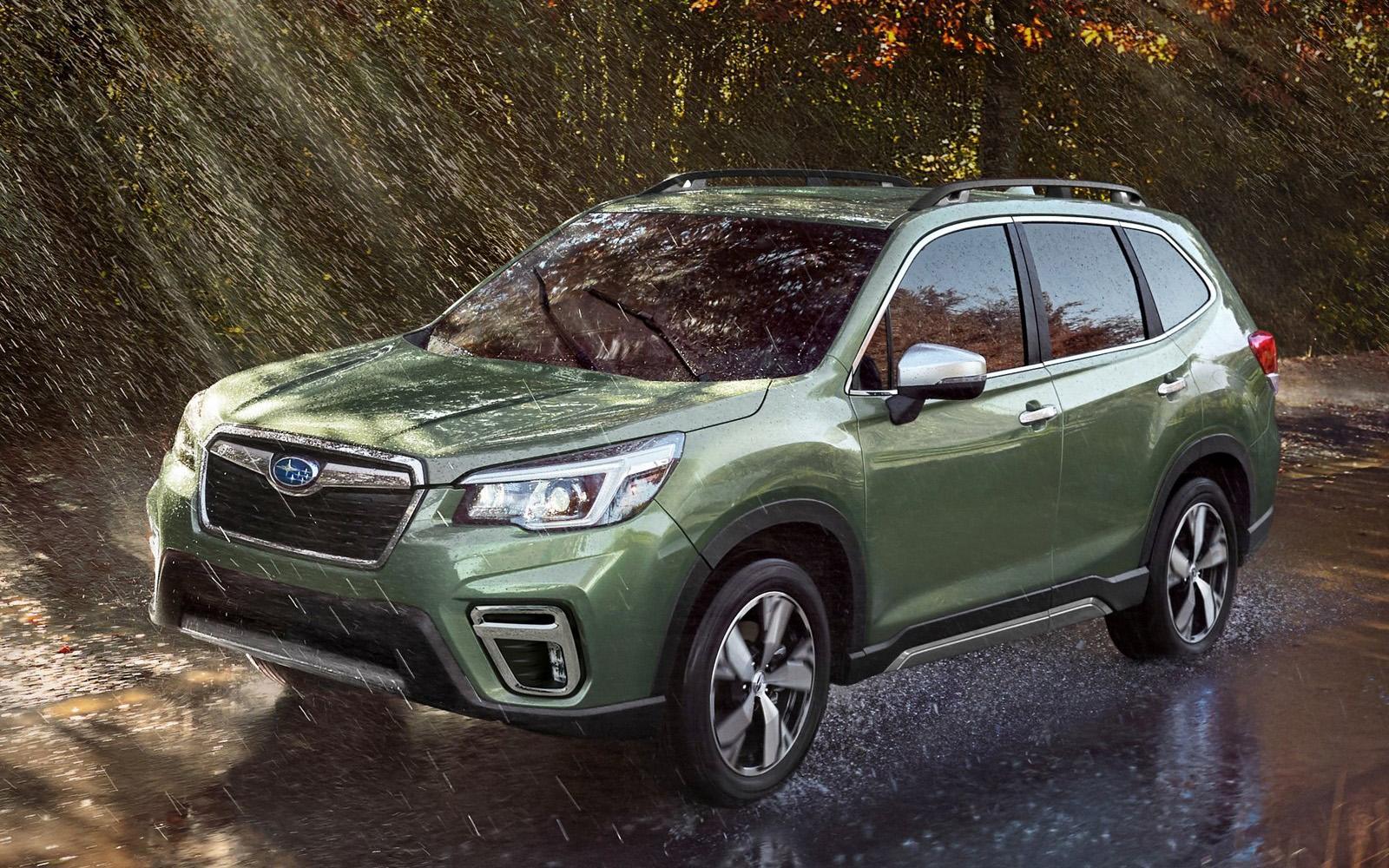 Subaru назвала дату российской премьеры Forester