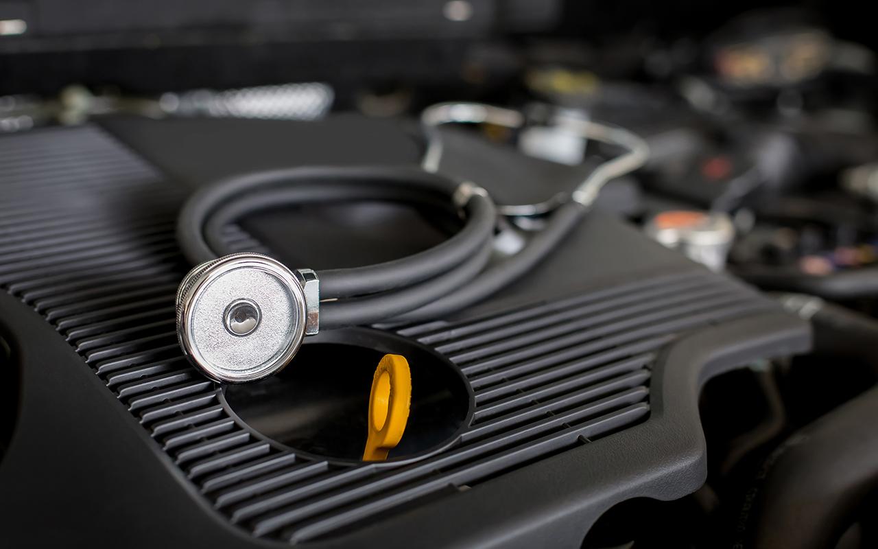 Посторонний шум при пуске мотора: в чем причина и что делать?