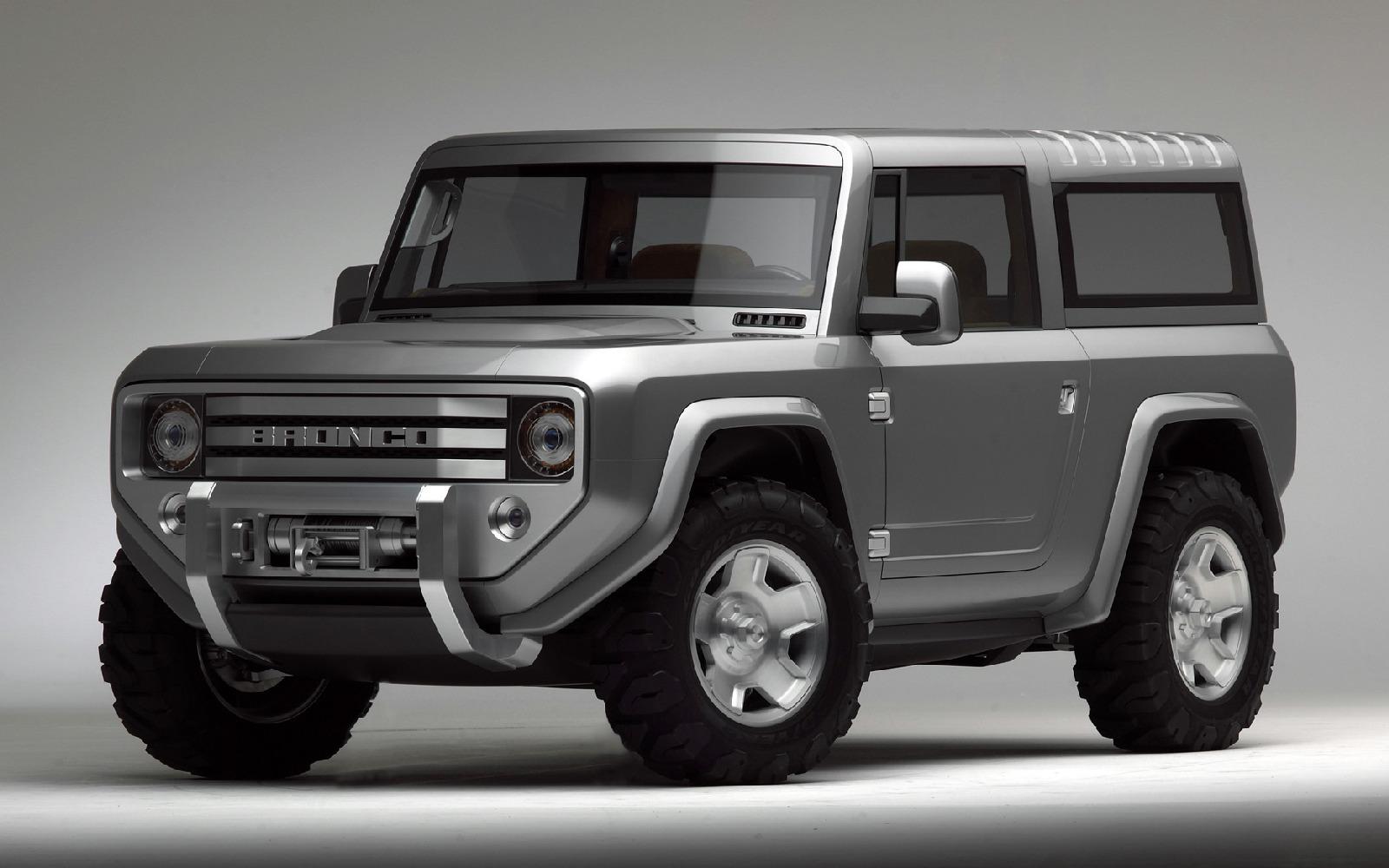 ford bronco модель 2004 стоимость отзывы
