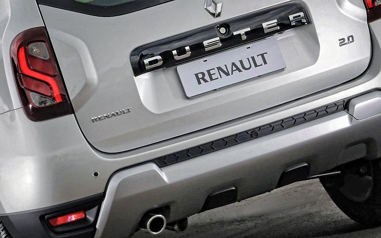 улучшенный renault duster
