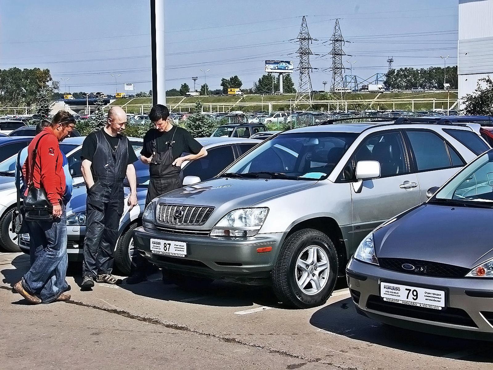 Какие автомобили меньше теряют в цене при продаже на вторичном рынке