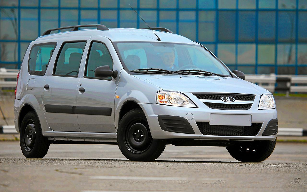 С июня АвтоВАЗ начнет продавать универсал Lada Largus