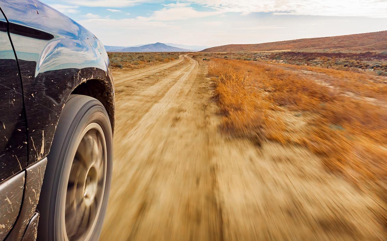 3 внедорожника, которые на бездорожье круче УАЗа (а стоят столько же)