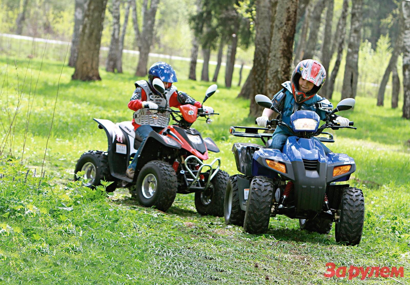 Квадроциклы для детей 14 лет фото