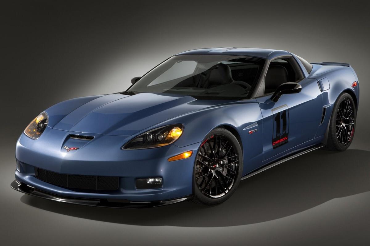 Chevrolet Corvette Z06 обогнал Nissan GT-R — журнал За рулем