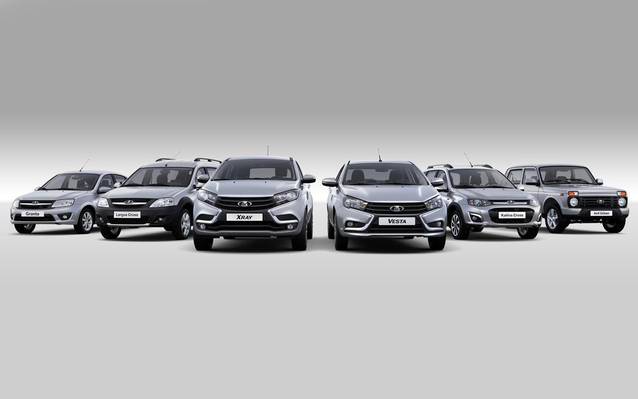 Автомобили Lada из-за повышения НДС станут дороже не на 2%, а на 3%