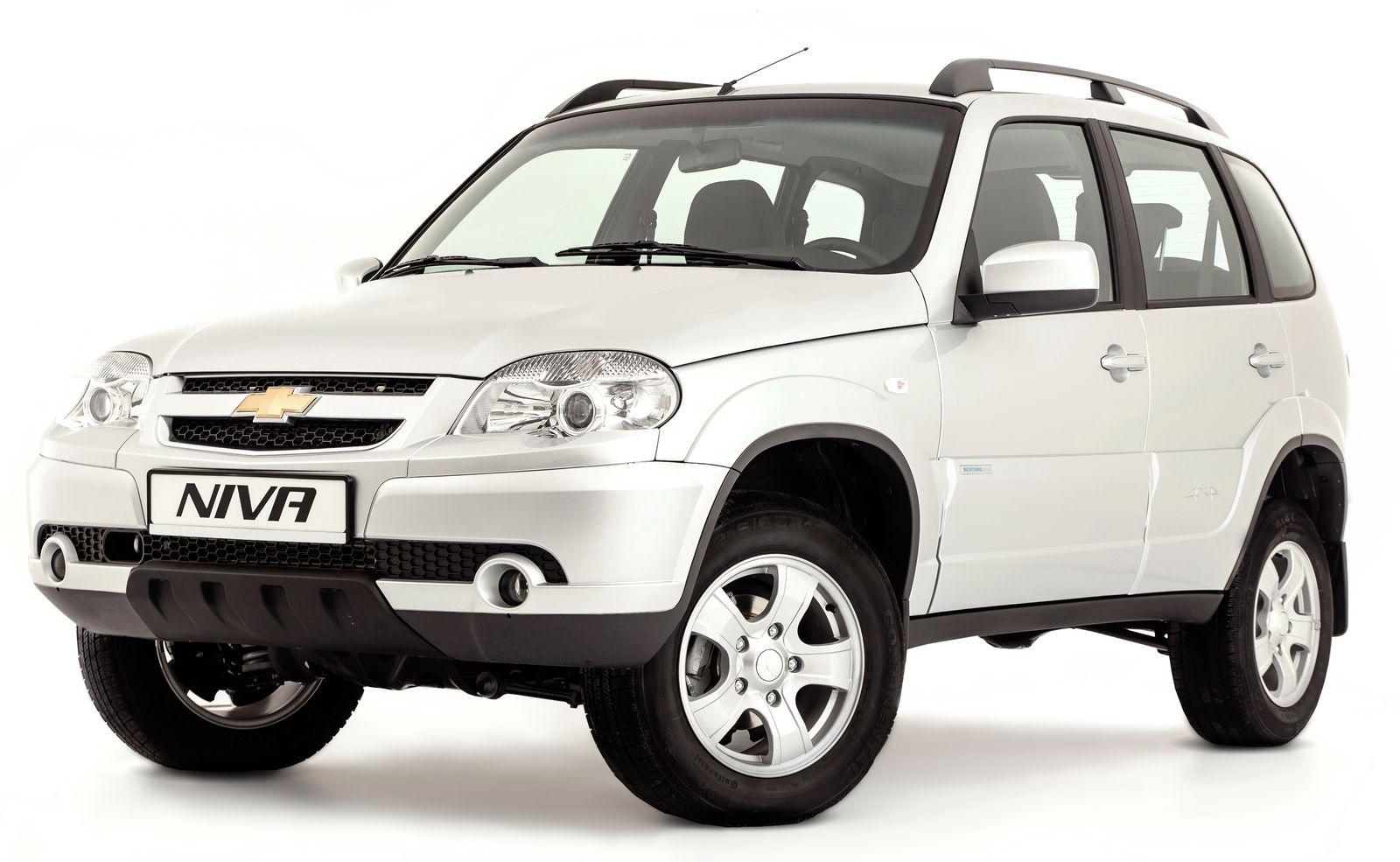 Chevrolet Niva станет тише - журнал За рулем